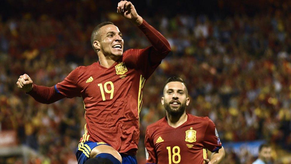 Pese a su casi perfecta clasificación, con nueve victorias y un empate, España no será cabeza de serie en el sorteo.