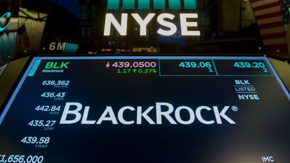 Fink lanzó una advertencia a las empresas donde tiene puesta sus inversiones.