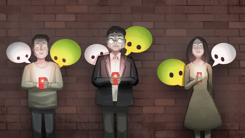 China congress: How authorities censor your thoughts