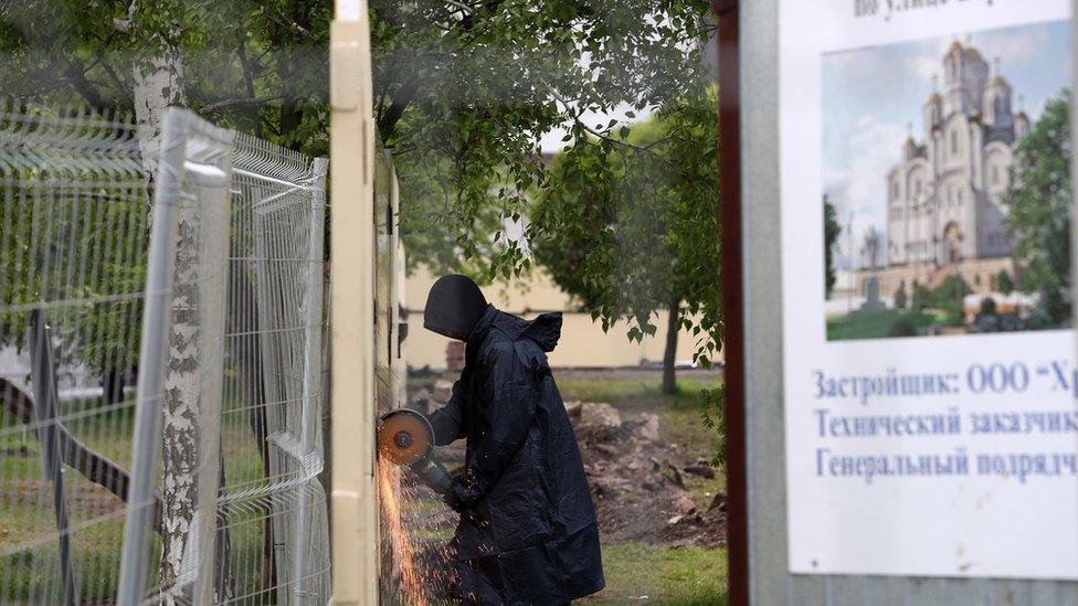 ВЦИОМ: 74% жителей Екатеринбурга назвали сквер неудачным местом для храма