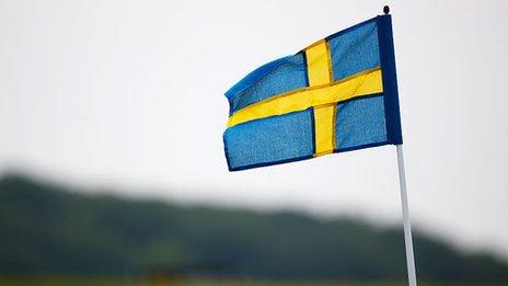 Sweden data leak