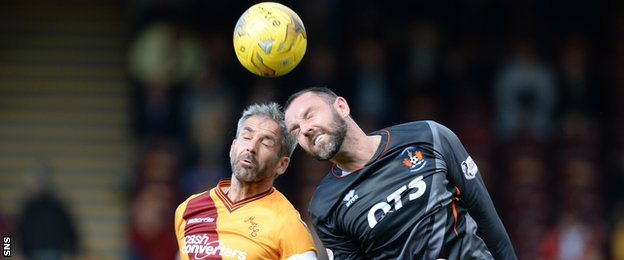 Keith Lasley and Kris Boyd