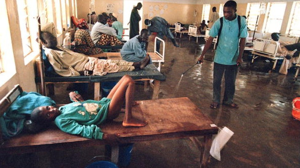 Une épidémie de choléra fait 50 morts au Nigeria - BBC News Afrique