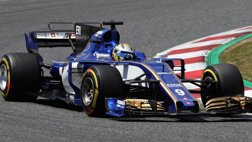 Sauber cancel proposed Honda switch from 2018