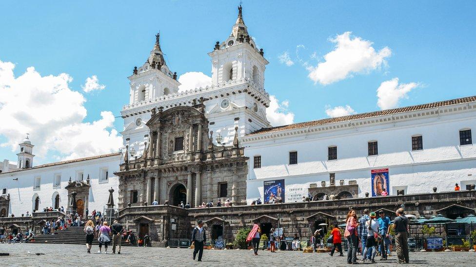 Foto de Quito.