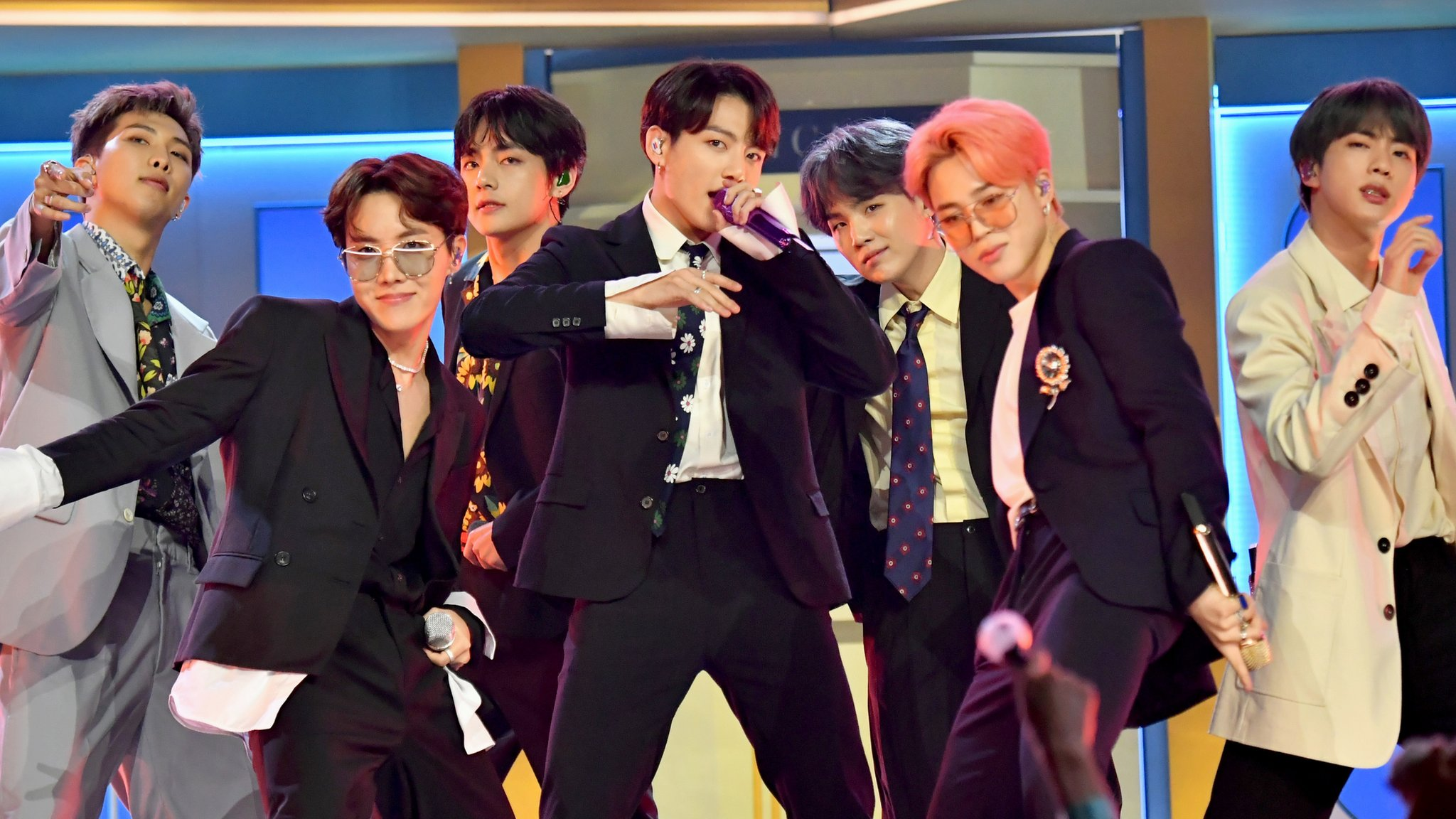 Bts Bring The Soul The Movie Released Today Cbbc Newsround