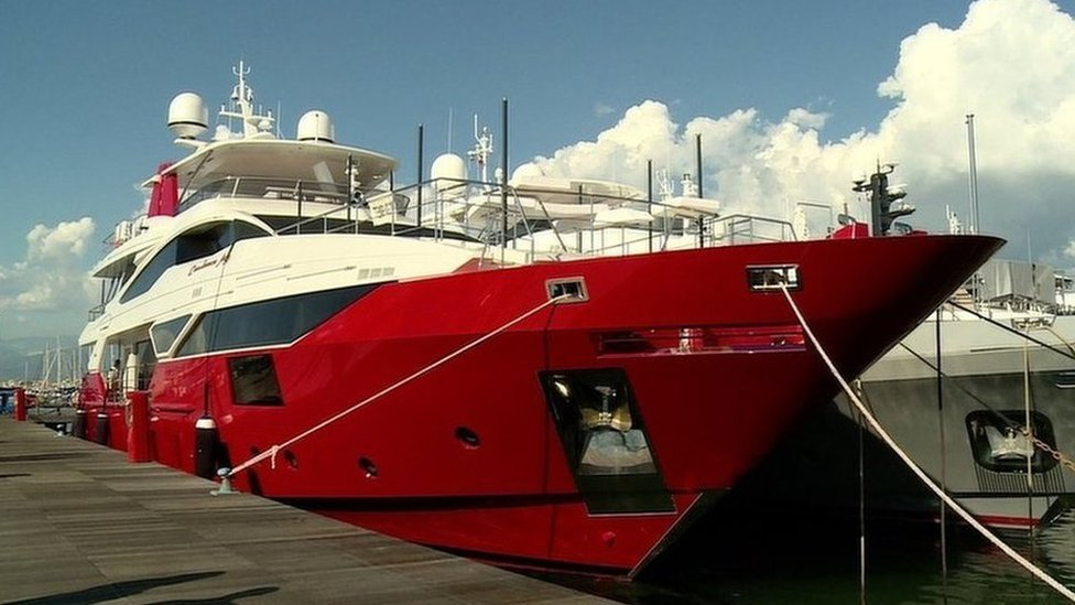 The city that makes the most expensive boats in the world