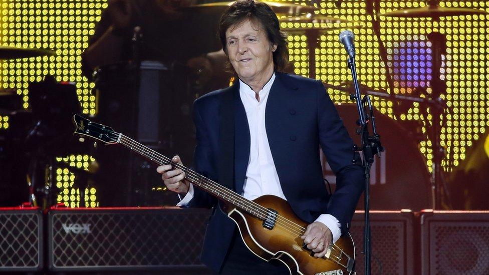 Paul McCartney creates Skype emojis