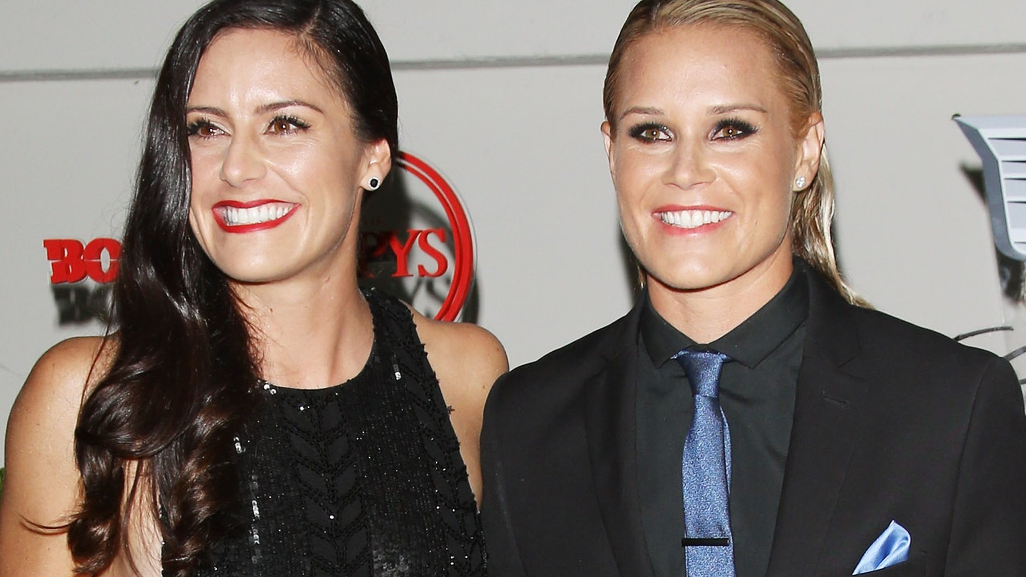 Ali Krieger and Ashlyn Harris: USA's World Cup winners announce engagement