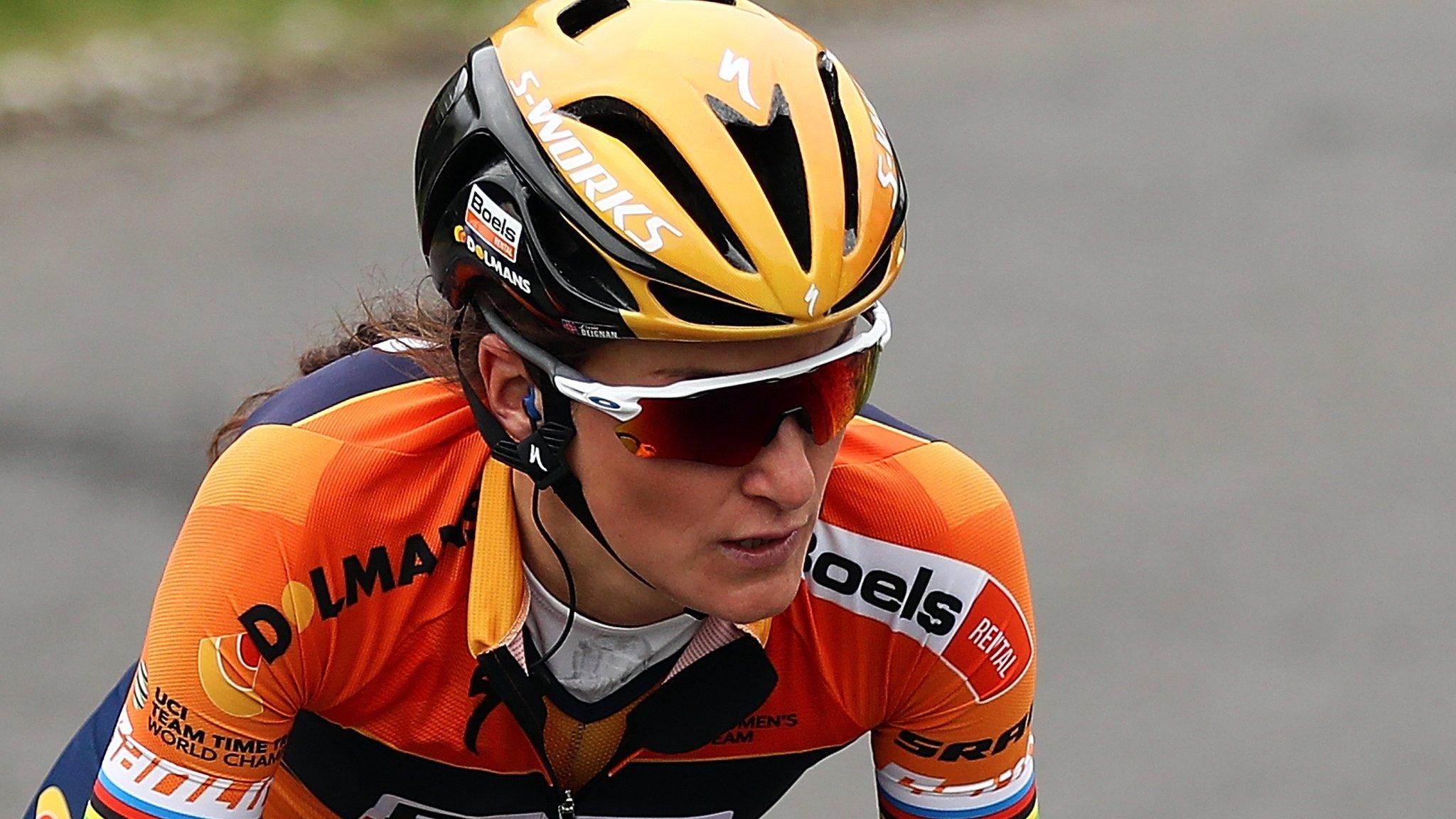 Local favourite Deignan wins Tour de Yorkshire