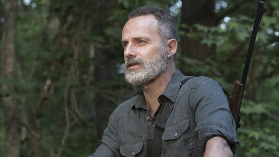 The Walking Dead boss teases Andrew Lincoln/Rick Grimes detail