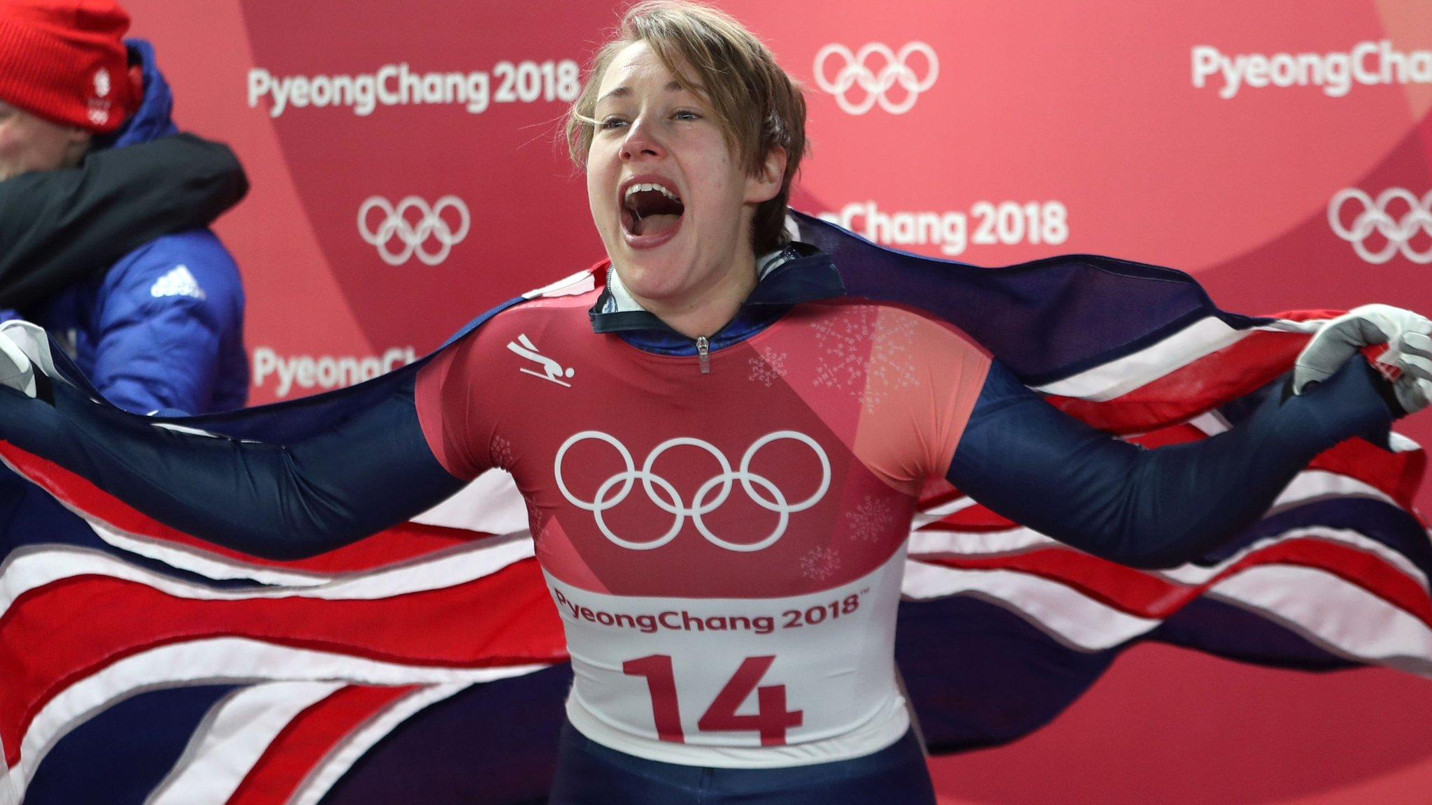 GB's Yarnold wins skeleton gold as Deas takes bronze - highlights & report