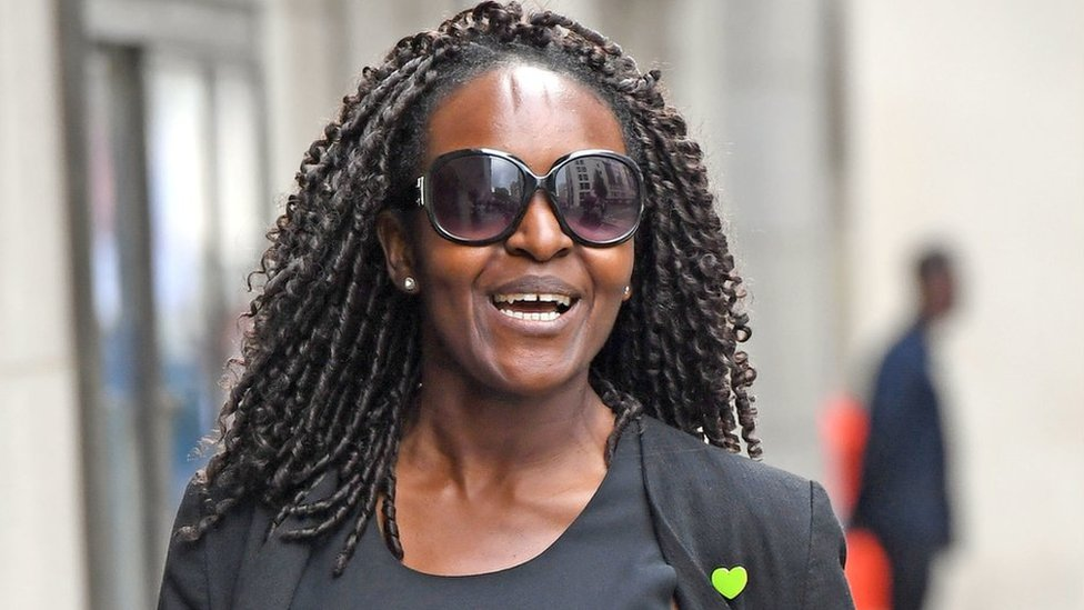 MP Fiona Onasanya trial: MP 'does not know who' was driving speeding car