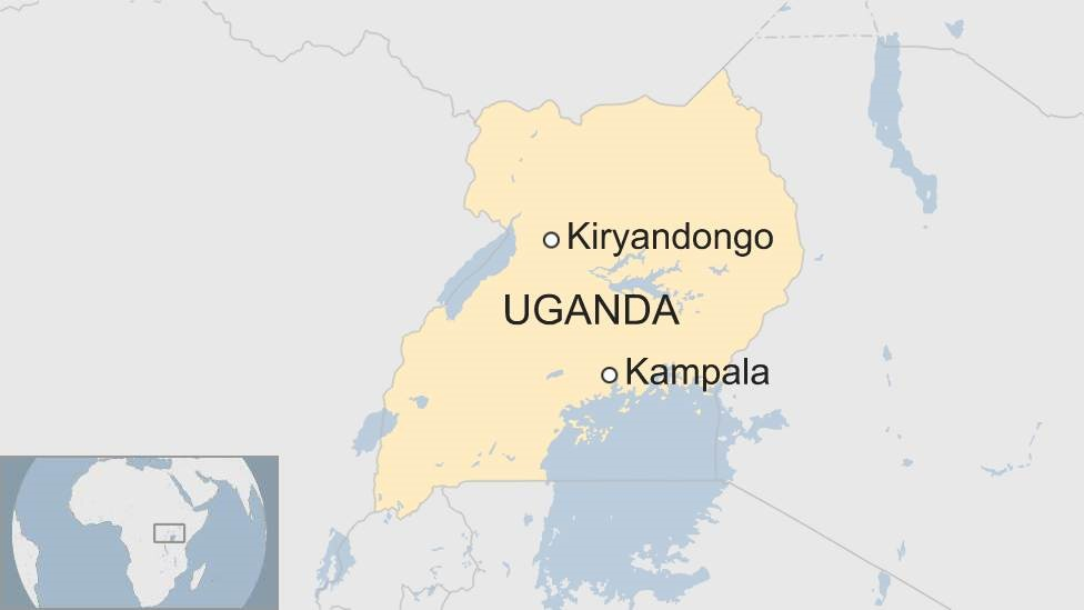 Uganda bus crash kills at least 22, including children