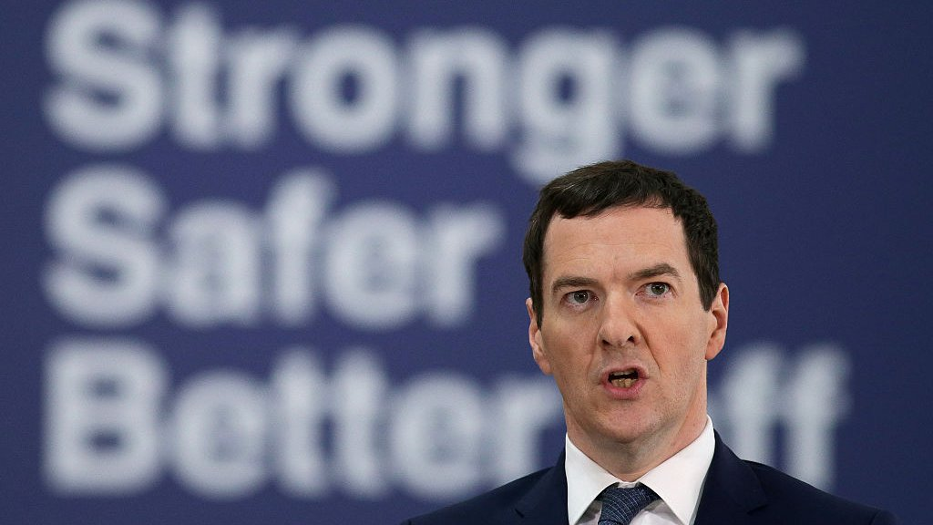 Osborne statement seeks to calm fears
