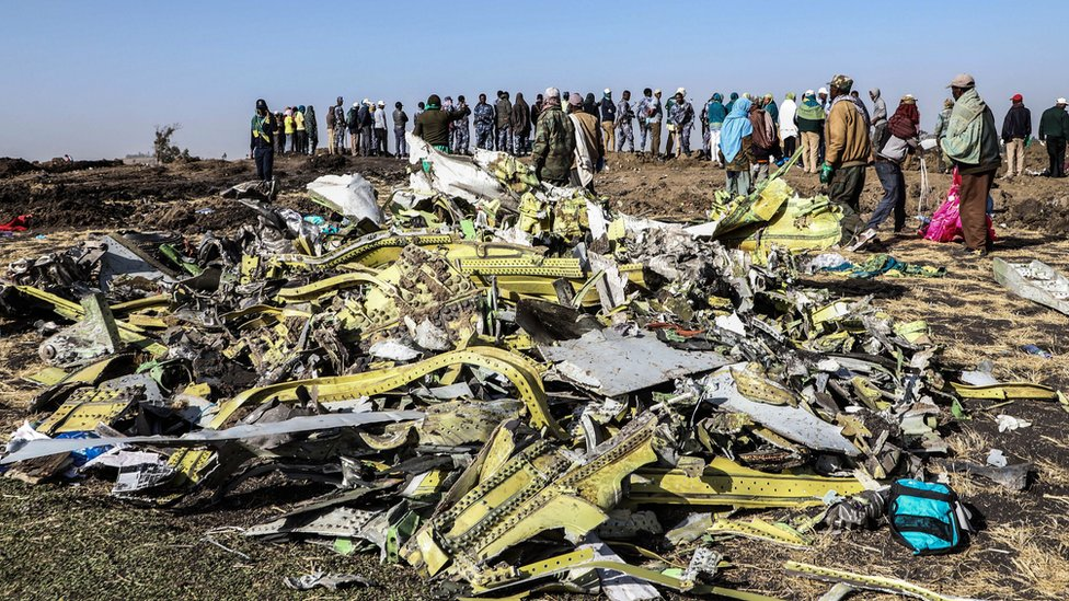 Ethiopian Airlines: Des similitudes avec le crash de Lion Air