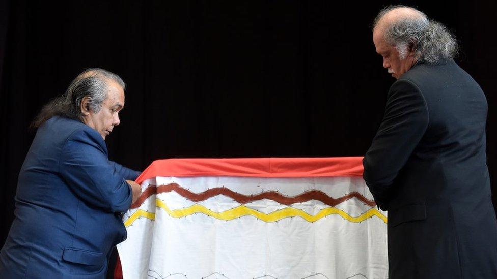 Germany returns Aboriginal remains