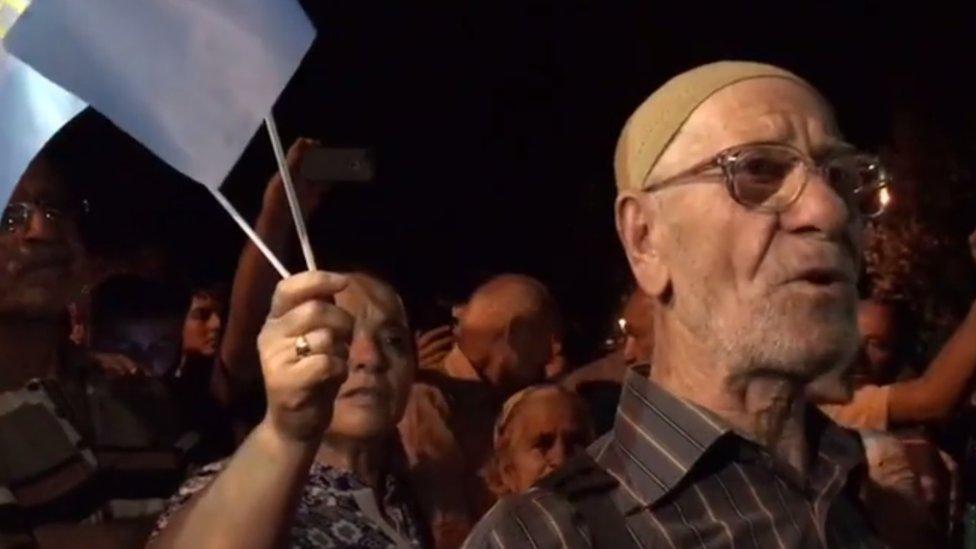 В Крыму освободили 76-летнего активиста