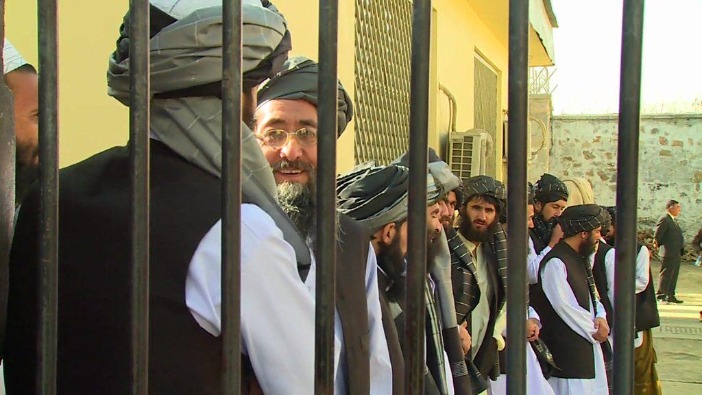آزاد شدن ۷۵ عضو حزب اسلامی حکمتیار از زندان