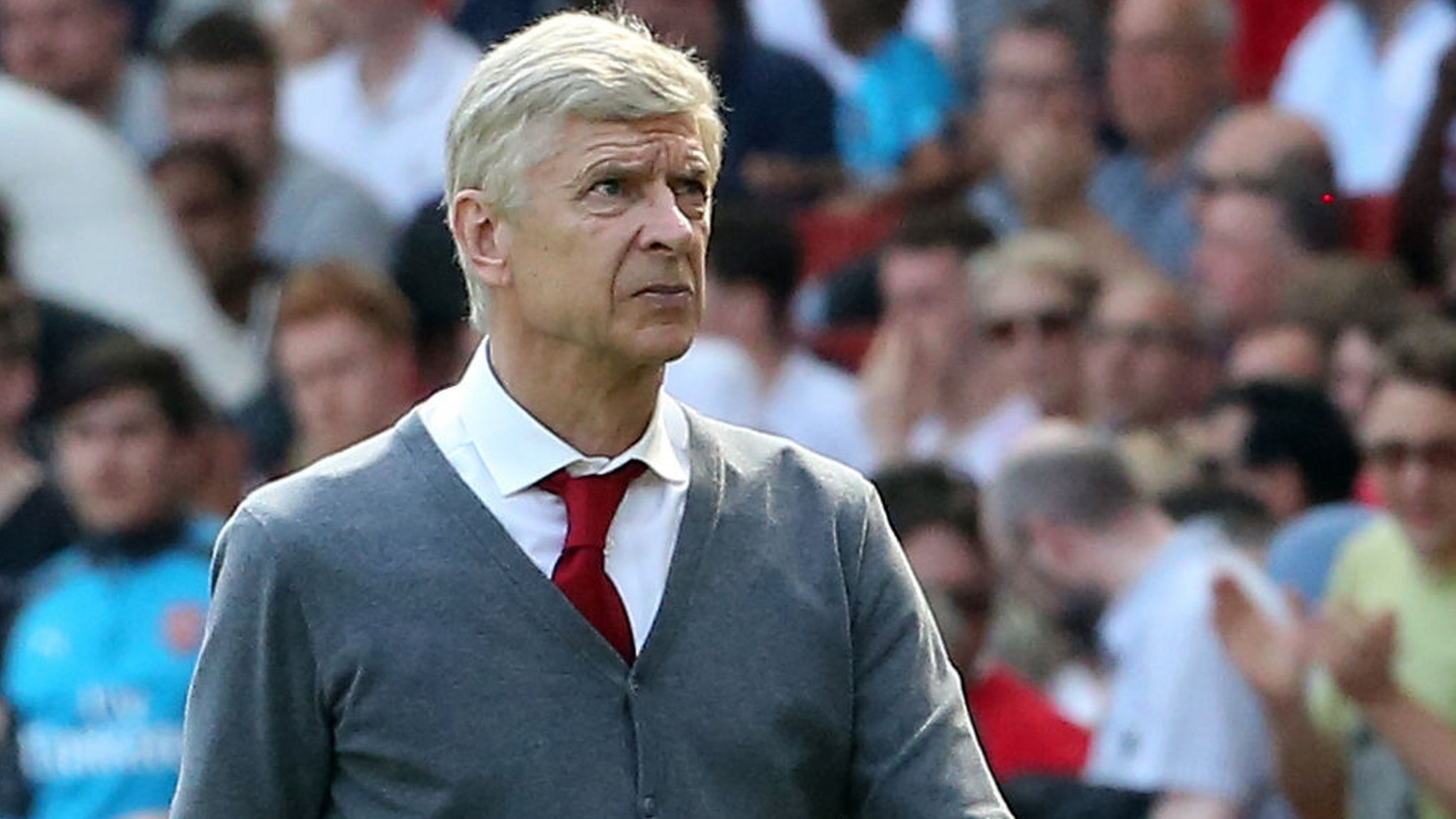 Arsene Wenger: Arsenal hurt by lack of unity, says departing manager | BBC