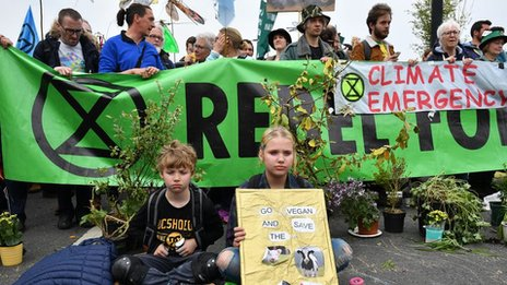 Extinction Rebellion: What do they want and is it realistic?