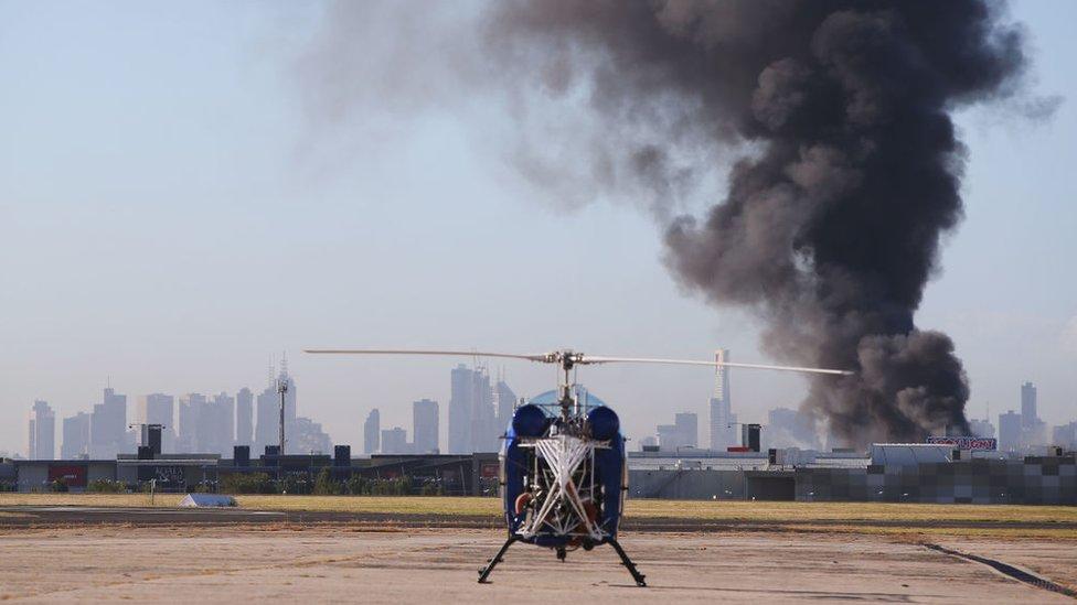 Melbourne plane crash: Cockpit recorder did not contain audio