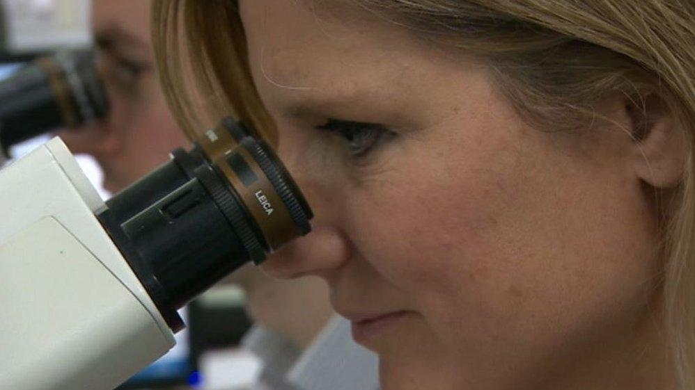 Newcastle researchers welcome CML leukaemia trial success