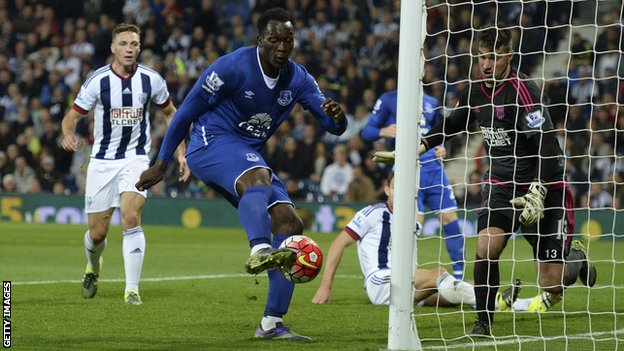 Video: West Bromwich Albion vs Everton