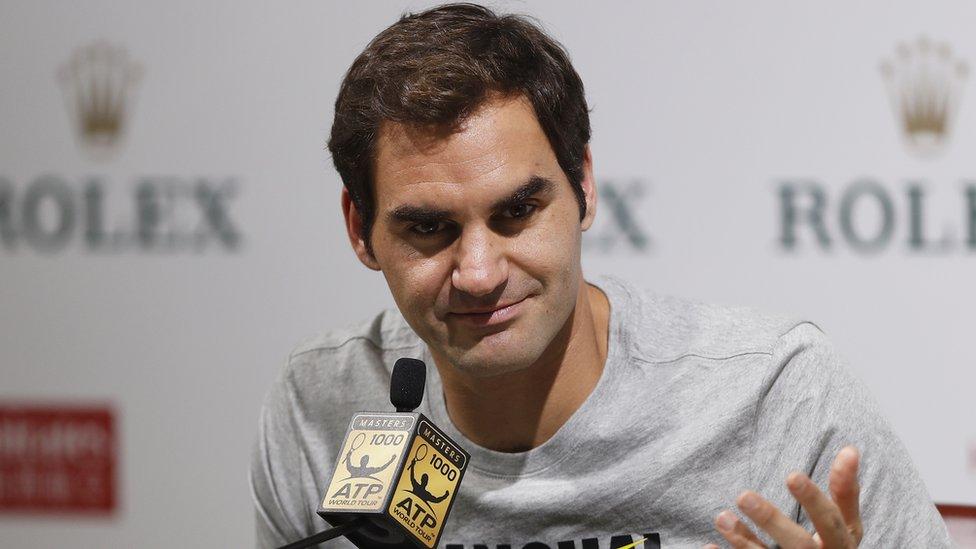 Спортогляд: за кого вболіває Федерер і чому програє Шотландія