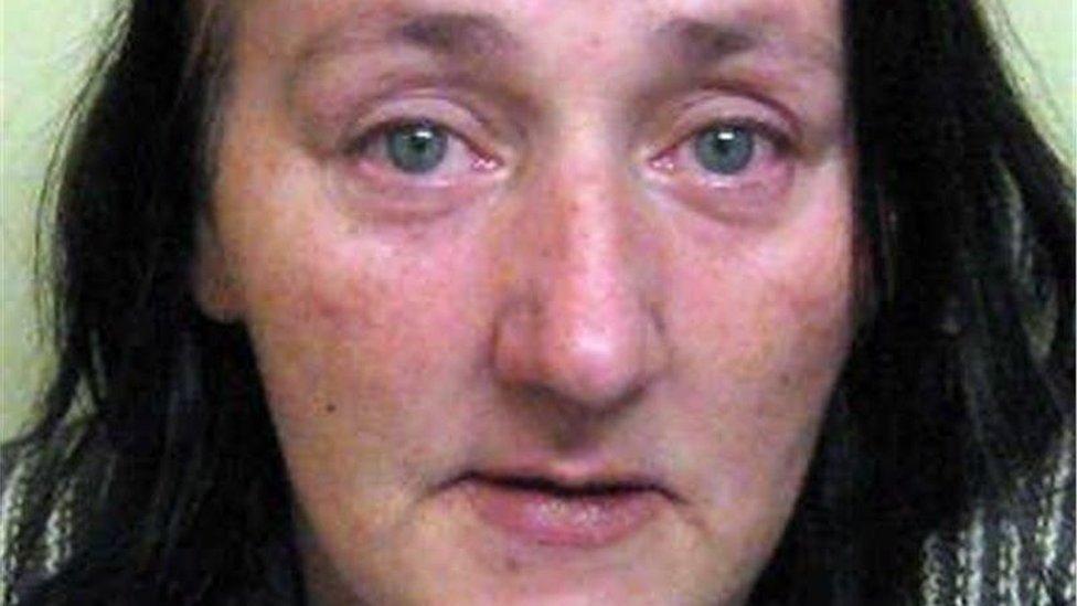 Care home killer Karen Pedley given 14 life sentences