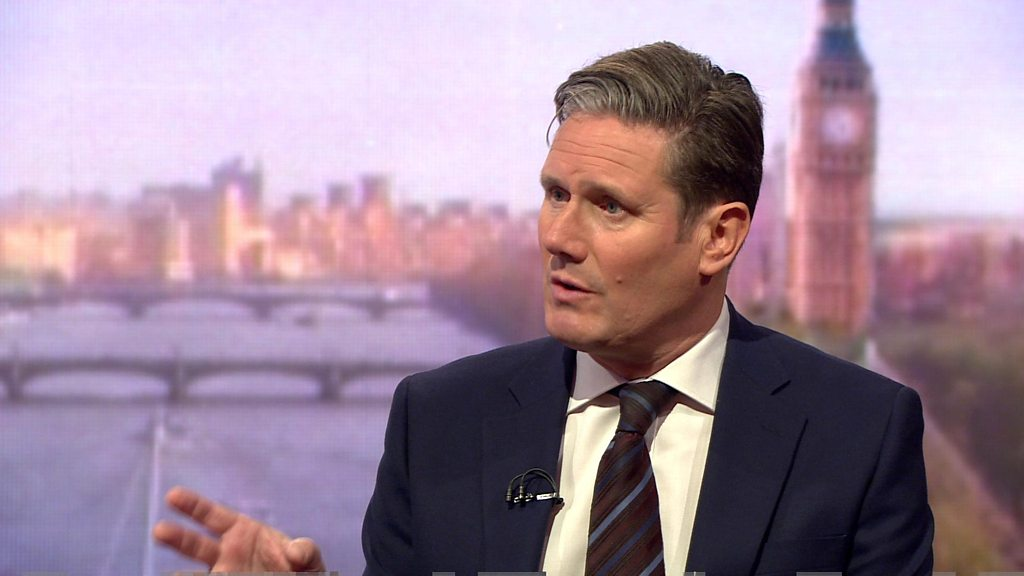 Keir Starmer: New Brexit plan unlikely to survive the new year