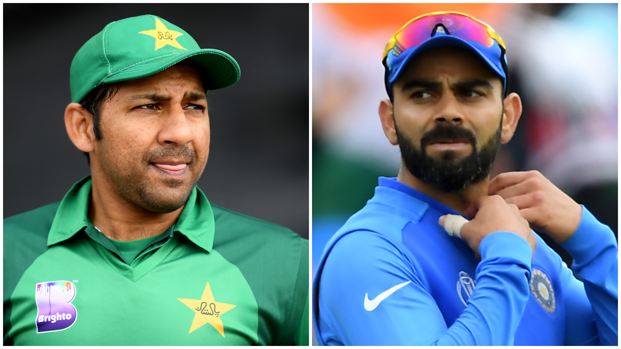 India v Pakistan preview: Kohli, Harbhajan & Wasim discuss World Cup meeting