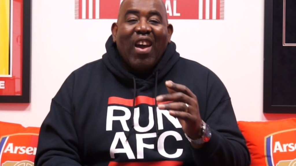 FA Cup predictions: Lawro takes on ArsenalFanTV host