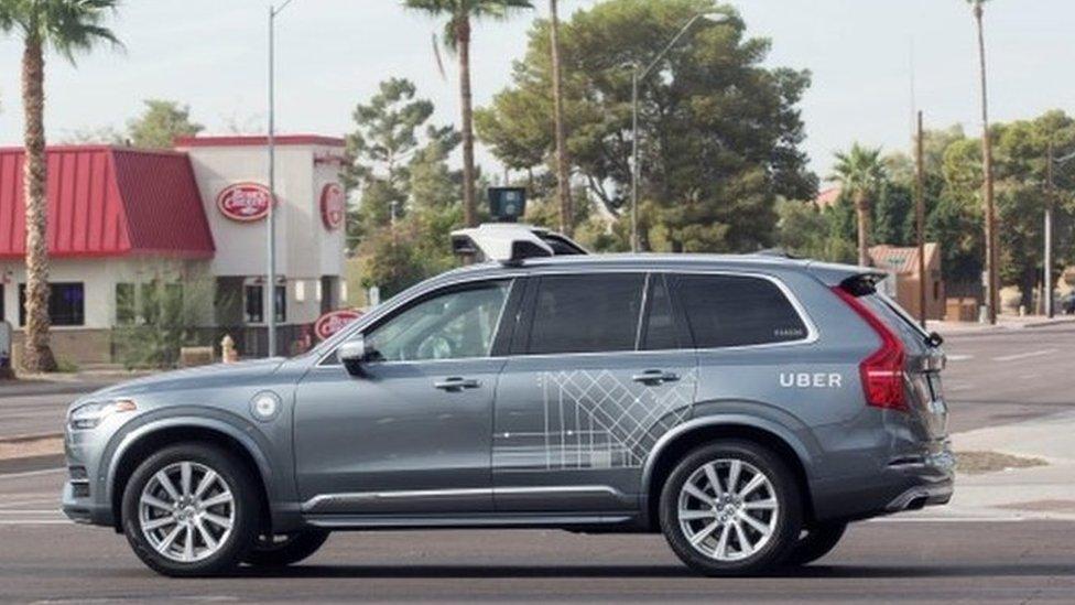 Uber halts self-driving car tests after death