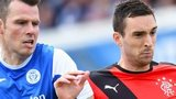 Andy Dowie and Lee Wallace
