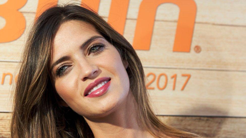 Спортогляд: хто найсексуальніша спортивна телеведуча світу?