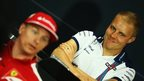 Ferrari rumours disturbing - Bottas