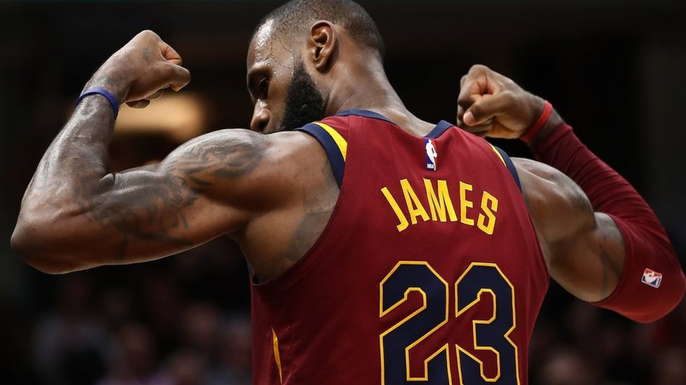 Does LeBron James actually have a photographic reminiscence?