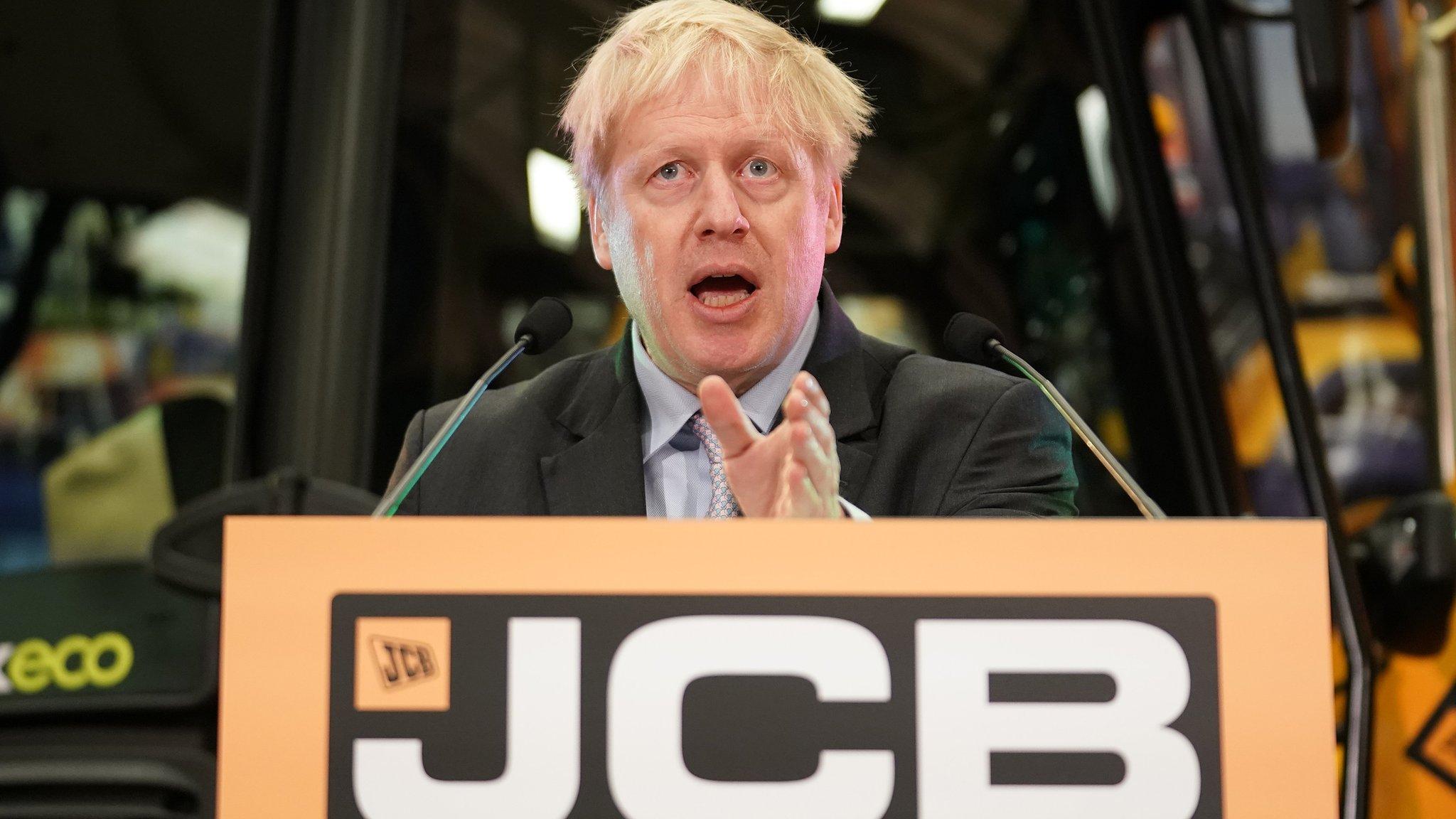 Did Johnson talk Turkey during Brexit campaign?