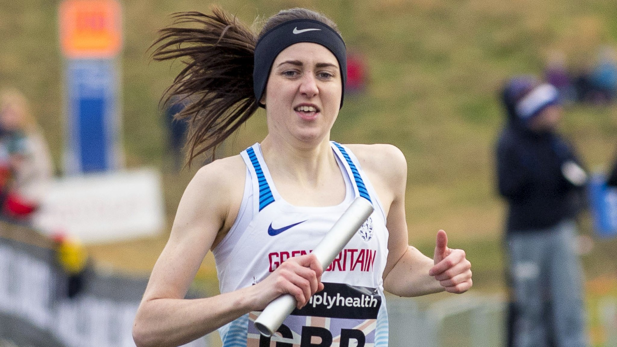 Laura Muir to run Great Stirling Cross Country mixed relay event