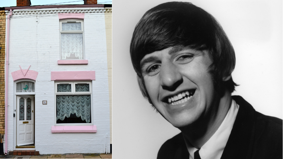 Ringo Starr's childhood home to be sold