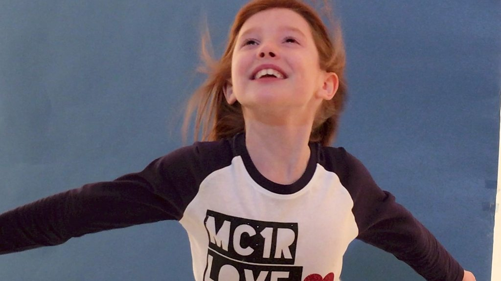 How clothes are helping to empower redheads