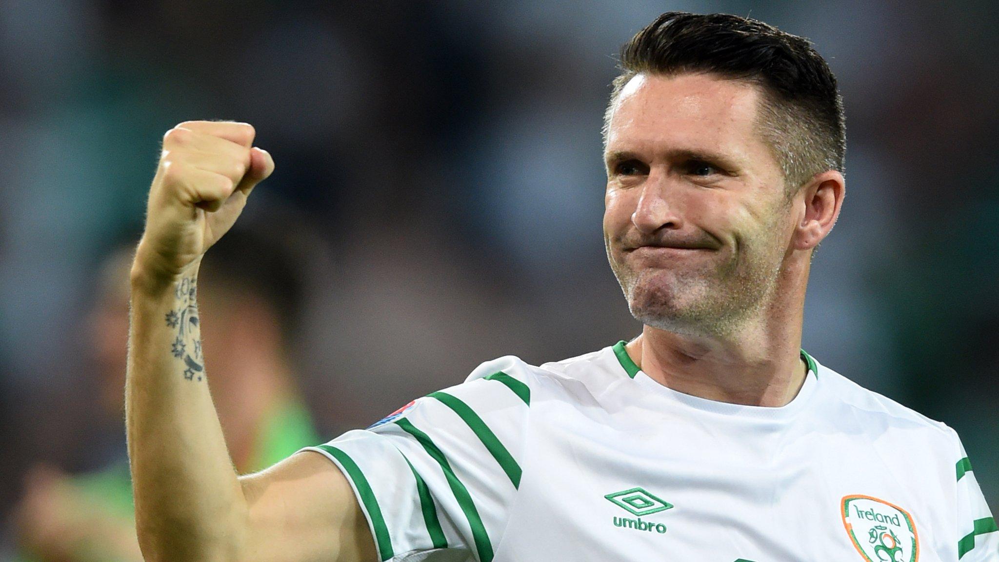 Record scorer Keane to retire from Republic of Ireland duty