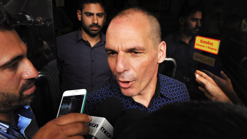 Greece's Finance Minister Yanis Varoufakis resigns, hours after voters back his policy of rejecting creditors' demands for more austerity.