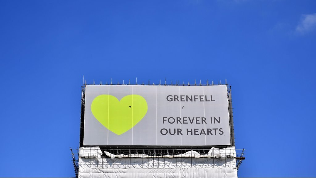 How virtual reality may help Grenfell survivors 'let go of emotions'