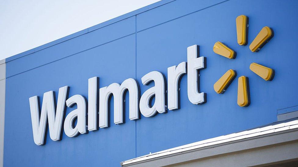 Walmart es una de las mayores empresas del mundo.