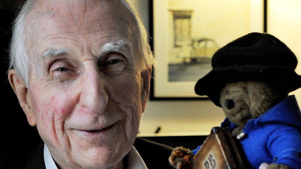 Paddington Bear creator Michael Bond dies