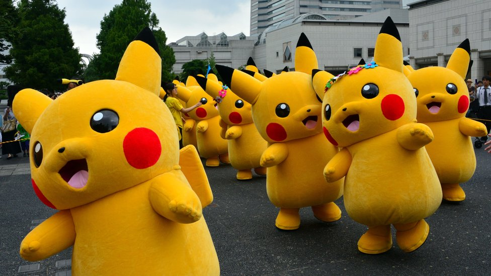 Pokemon Go finally launches in Japan