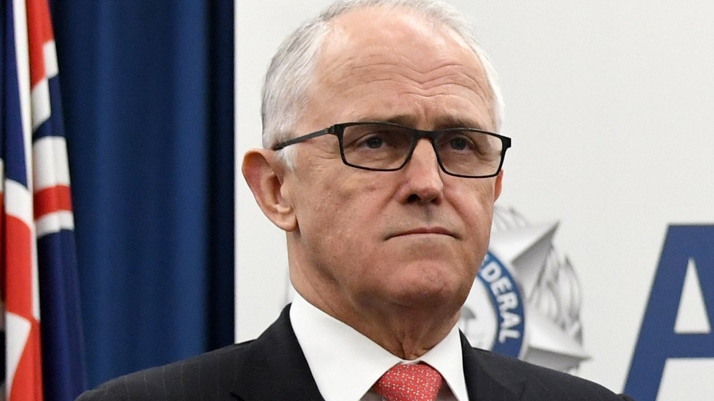 Australian PM seeks access to encrypted messages