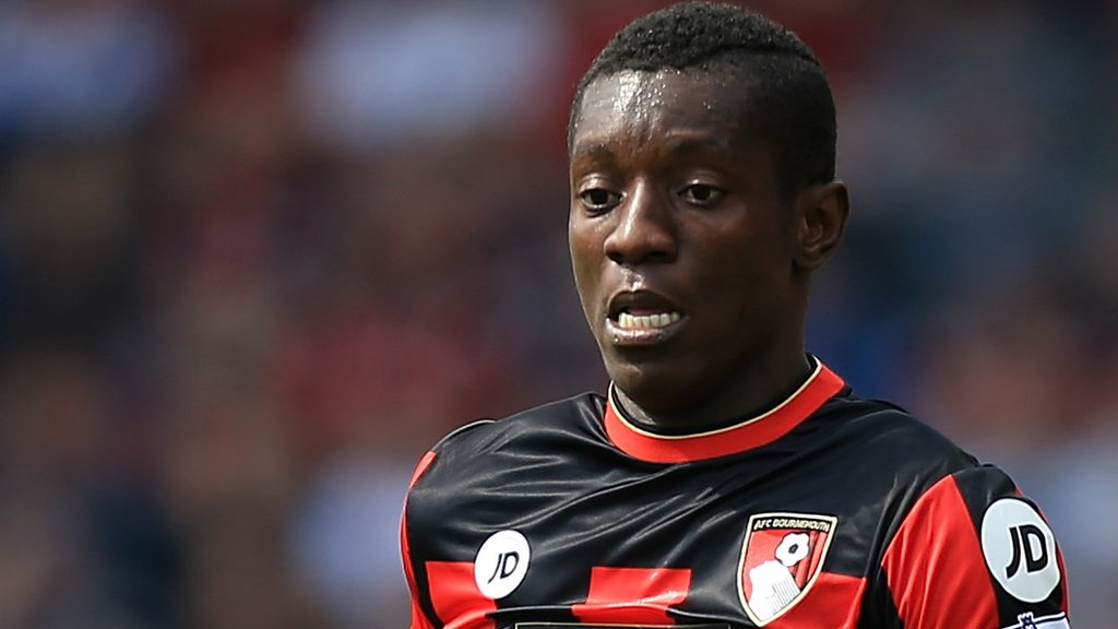 Max Gradel: Bournemouth winger joins French club Toulouse on loan